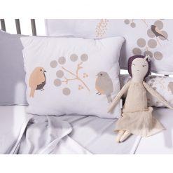 כריות למיטת תינוק/מעבר