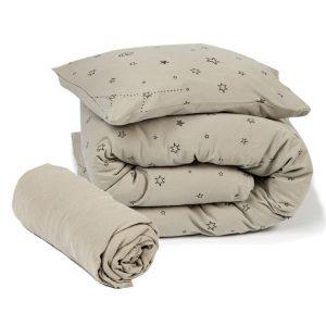 ציפות למיטת תינוק/מעבר 100x150