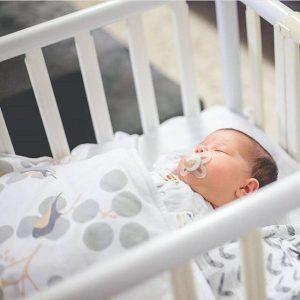 סדינים למיטת תינוק/מעבר