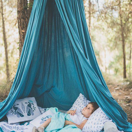 למה ילדים כל כך אוהבים לבנות ולשחק באוהלים, ובמה משחק כזה תורם להתפתחותם?